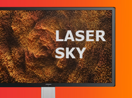 CTOUCH Laser Sky